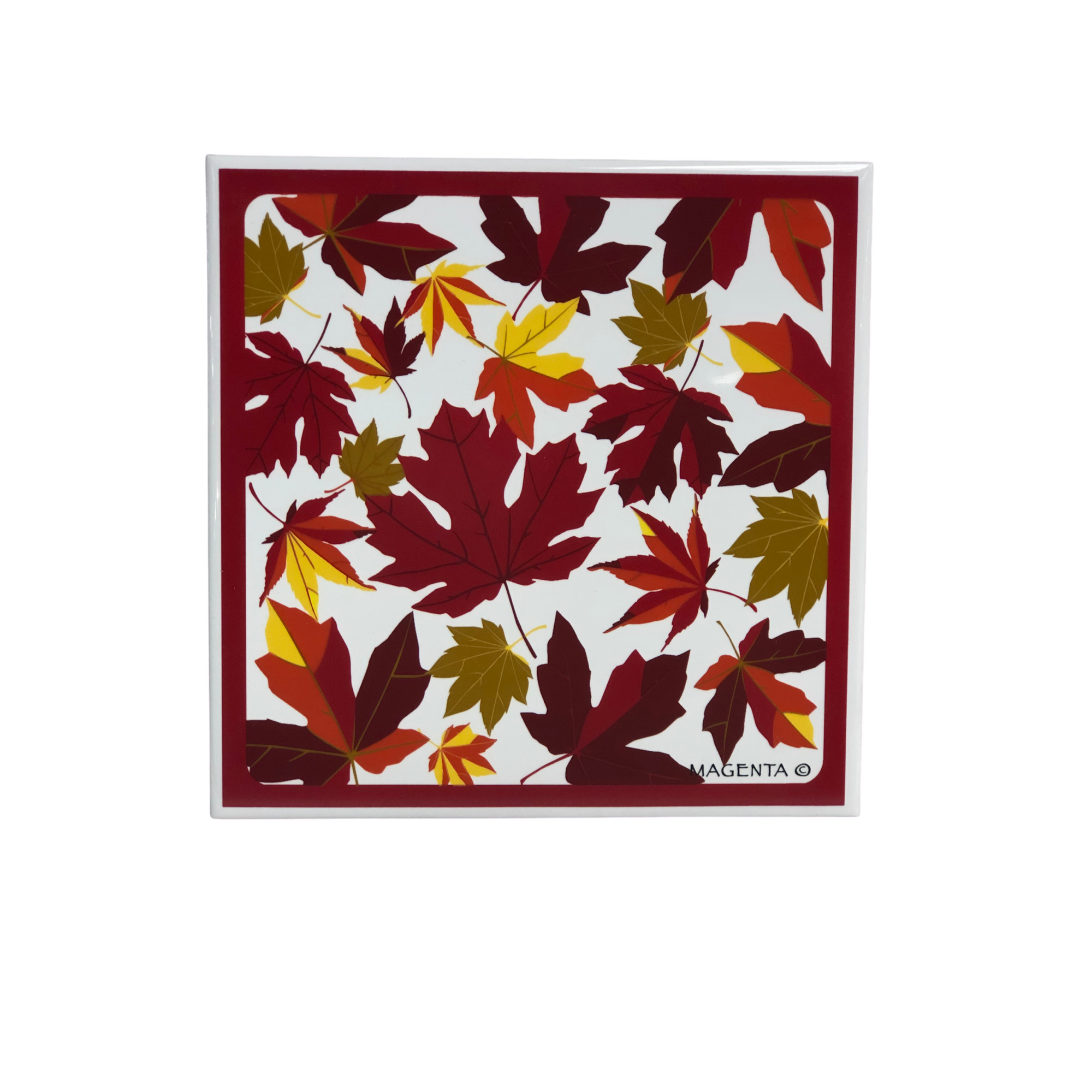 Trivet - Maple Leaf