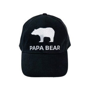 BB Cap - Mama Bear and Papa Bear