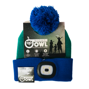 Night Owl - Kids Toque