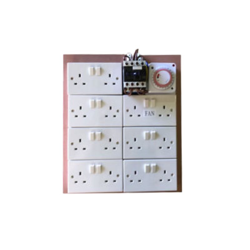 12 Way lighting contactor Board