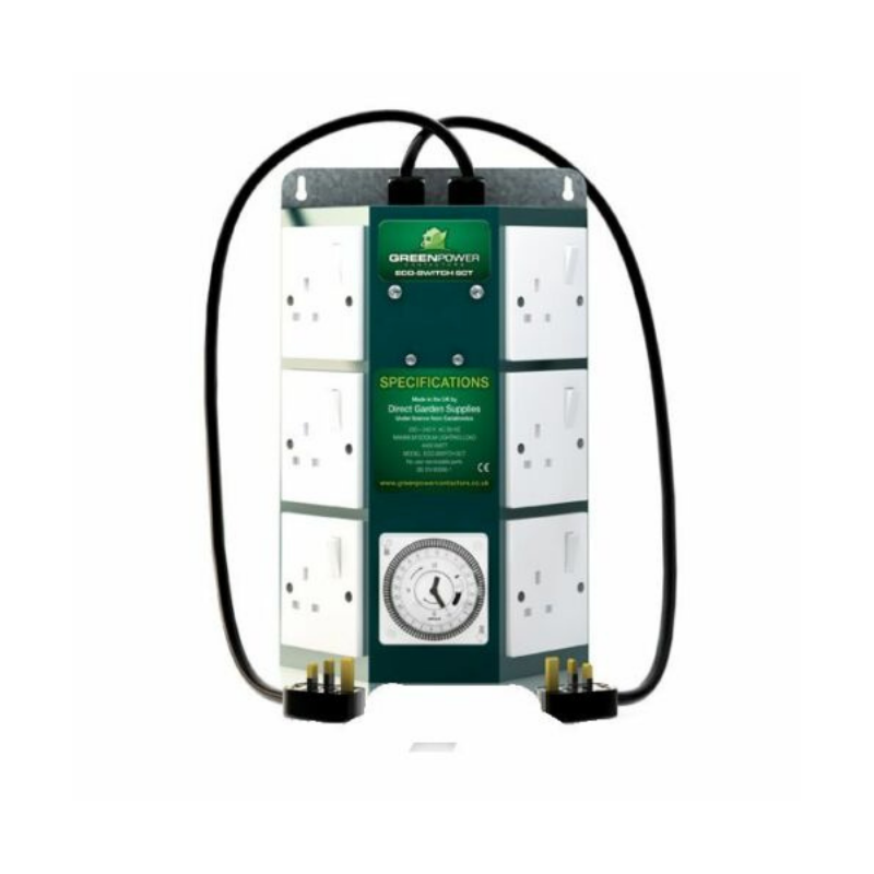 Greenpower 6 way Contactor