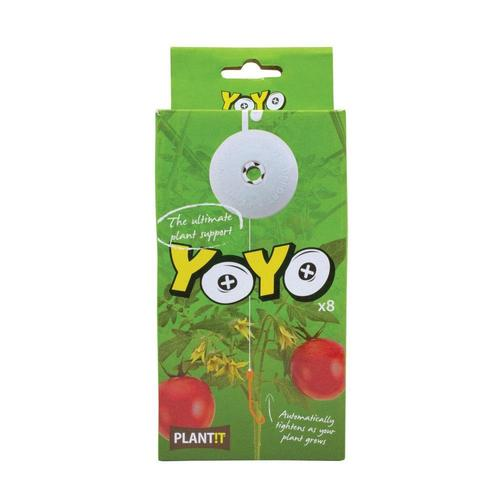 Yoyo plant support device (box of 8)