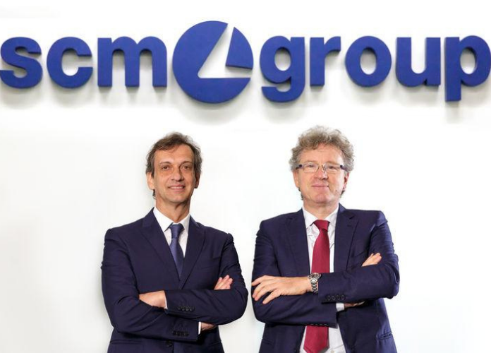 Scm Group confirms its financial stability and rewards innovation