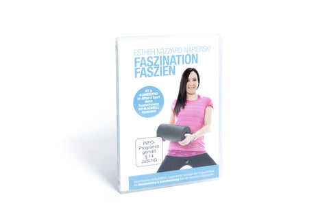 "DVD ""Faszination Faszien"" - Esther Nazzaro-Napierski"