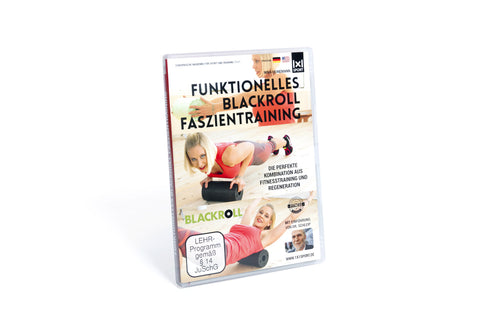 "DVD ""Funktionelles BLACKROLL Faszientraining"""