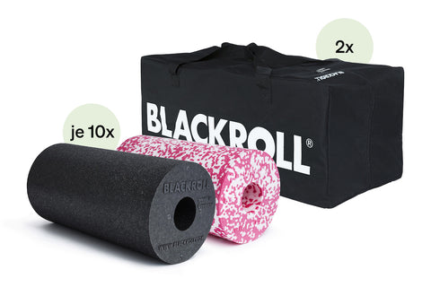 BLACKROLL® 20 TRAINERSET MED