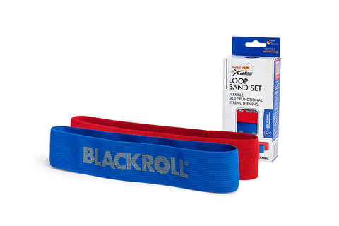 BLACKROLL® LOOP BAND 2er Set Red Bull X-Alps