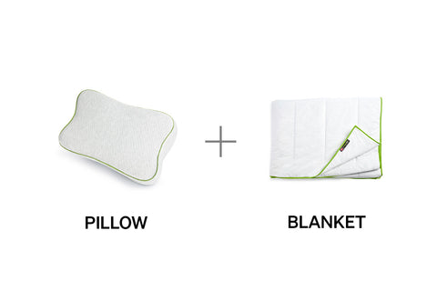BLACKROLL®  PILLOW/BLANKET SET