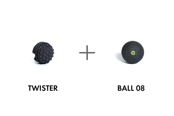BLACKROLL® TWISTER & BALL SET