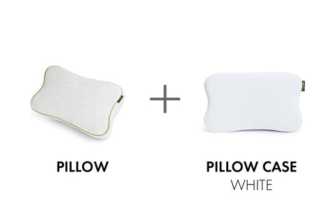 BLACKROLL® PILLOW/CASE WHITE SET