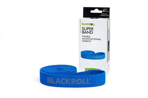 blackroll super band blau