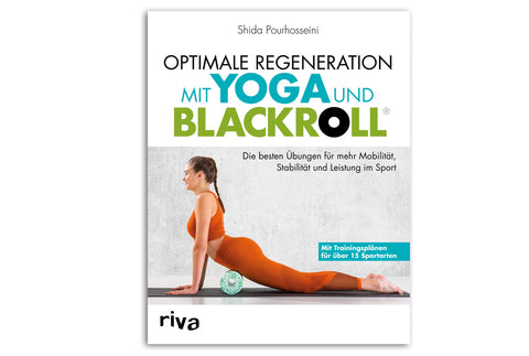"Buch ""Optimale Regeneration mit Yoga und BLACKROLL®"""