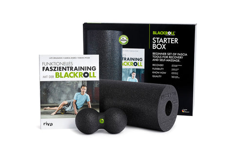 blackroll starter box produkte und flyer