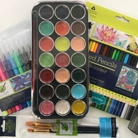 Yvette St. Amant Colouring Bundle