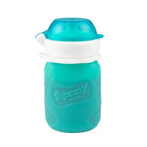 Open image in slideshow, Squeasy Gear Silicone Collapsible Bottle