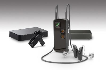 Bluetooth Hearing Aid Devices