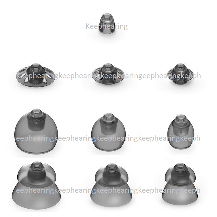 Phonak Audéo M Marvel Hearing Aid 4.0 Domes - 10 Pack