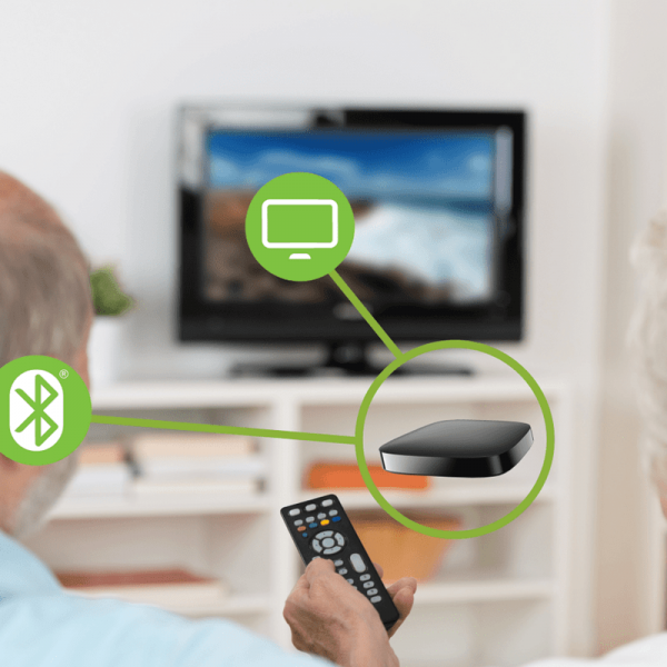 Phonak wireless TV Connector with 1 Year Warranty