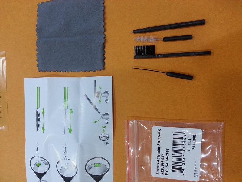 Phonak Universal Hearing Aid Cleaning Kit Set (6 parts)