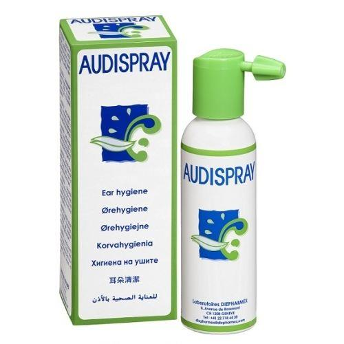 Audispray Ear Cleaning Solution - 50ml