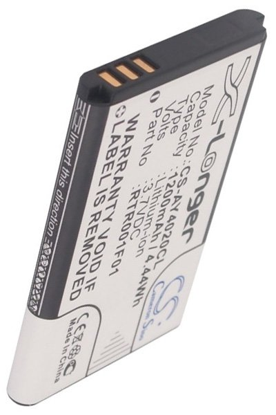 Phonak PhoneDECT I/II replacement battery