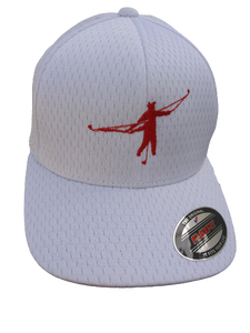 White Golf-Aid Cap