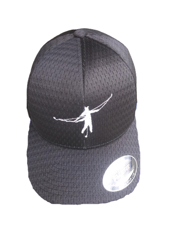 Black Golf-Aid Cap