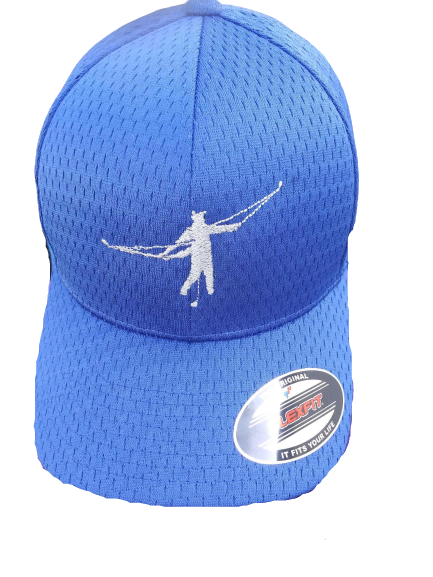 Blue Golf-Aid Cap