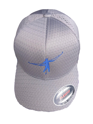 Gray Golf-Aid Cap