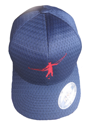 Navy Golf-Aid Cap