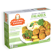ColKBZ Falafels (Fully Cooked)