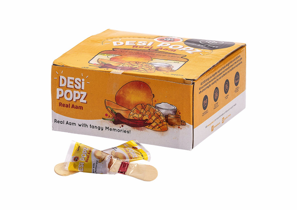 DESi Popz Real Aam 9 Gm ( 3 PCS )