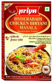 Priya Hyderabadi Chicken Biryani Masala