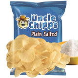 Uncle Chips Plain Salted