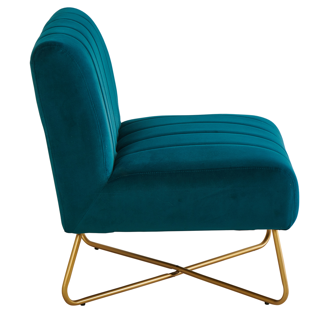 Fauteuil Alfred Velours