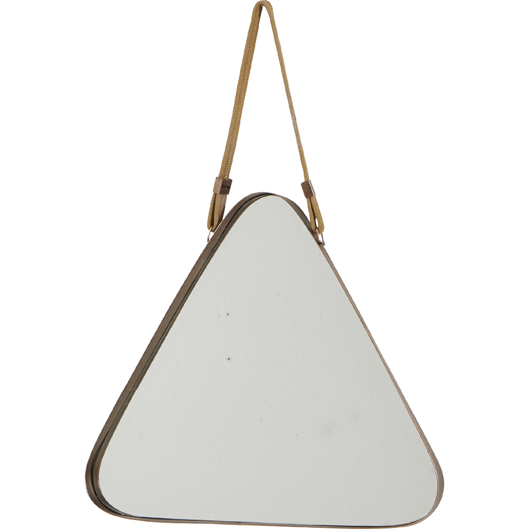 Miroir Triangle Sangle 55,5xH50,5cm