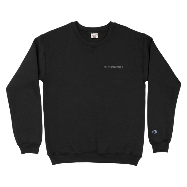 THE NBHD - HOUSE CREWNECK