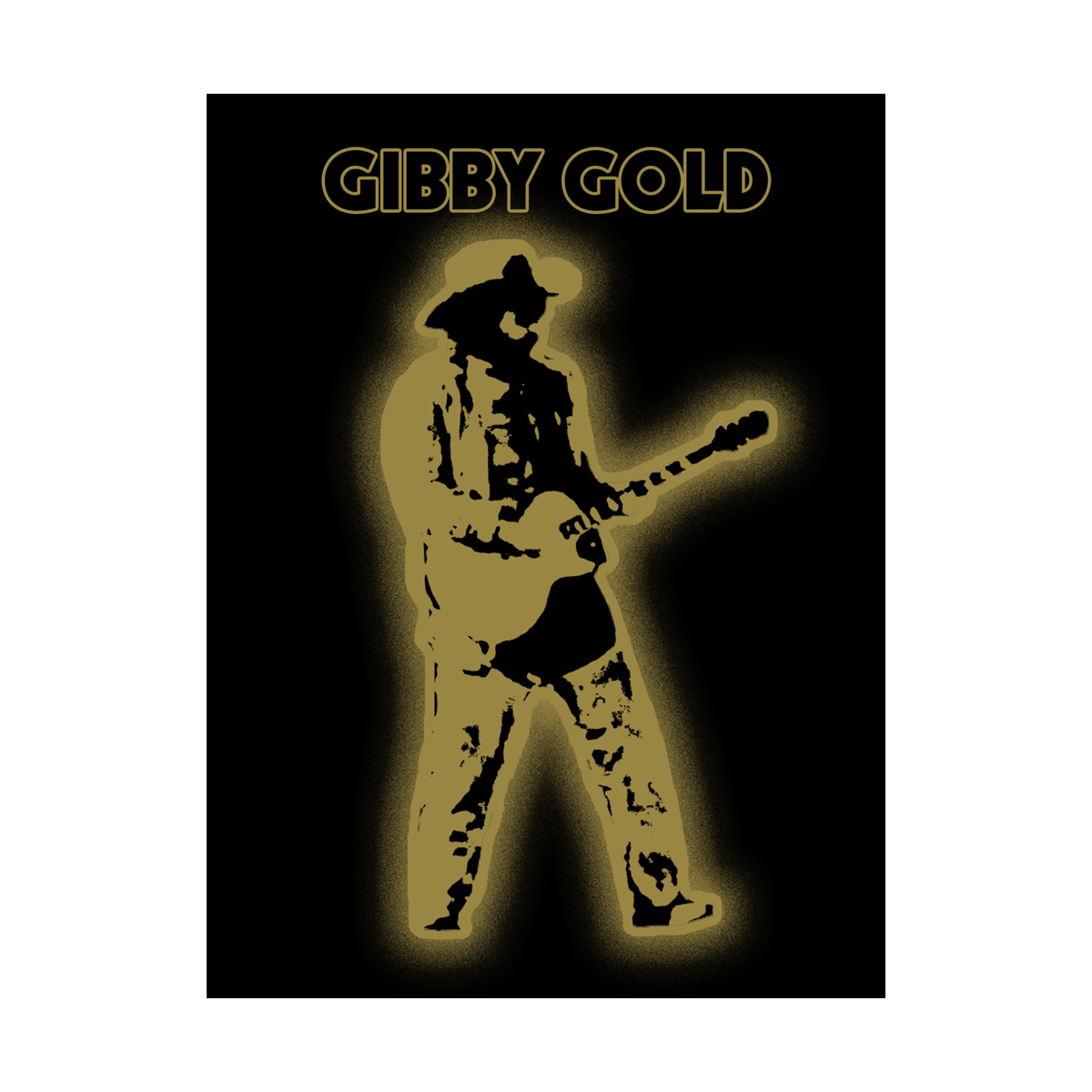 LIMITED: G. Gold Sticker