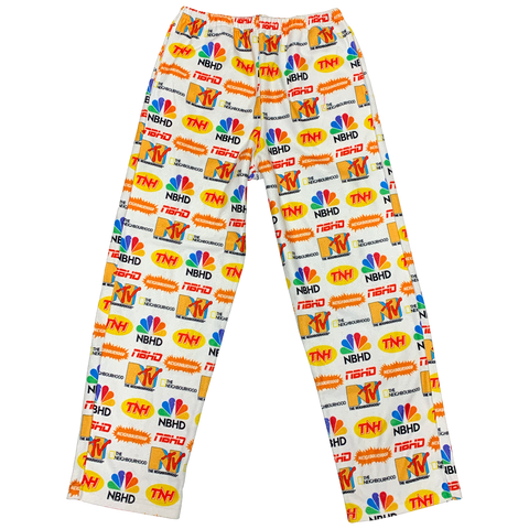 Chip Chrome - Sadderday Mourning Fleece Pants