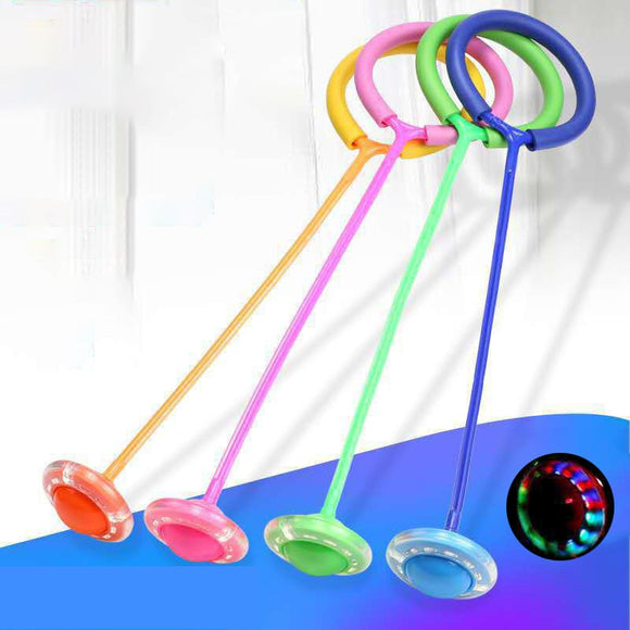 Flash Jumping Rope Ball Kids Outdoor