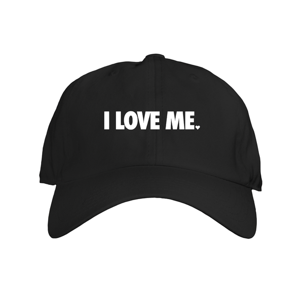 I LOVE ME DAD HAT