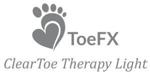 ClearToe Therapy Light