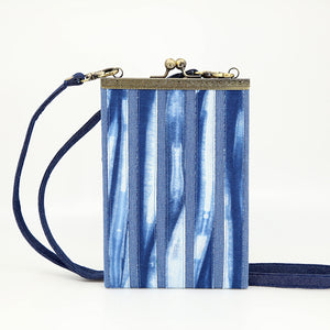 Shoulder Bag / ISB-Indigo