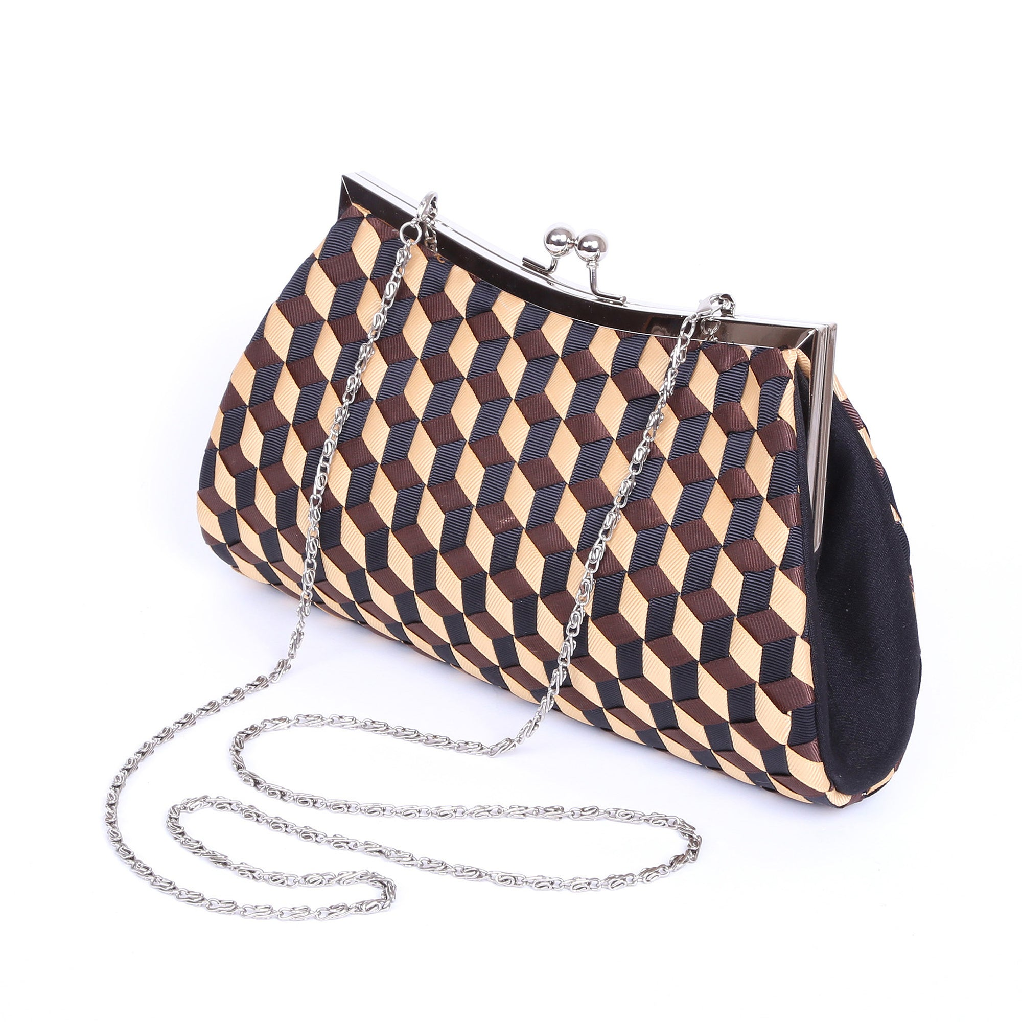 Ribbon Evening purse / REV-3