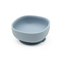 Load image into Gallery viewer, Dusty Blue Silicone Bowl