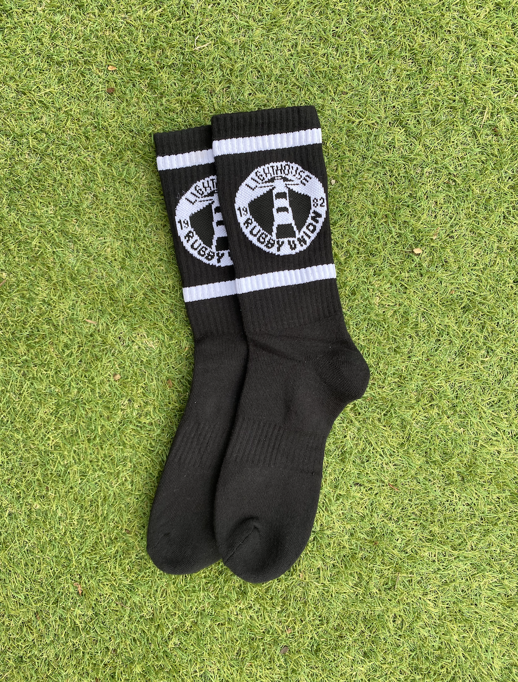 Lighthouse Crew Socks