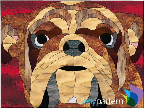 Animal Stained Glass Patterns