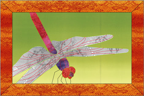 Insects Applique Quilt Patterns