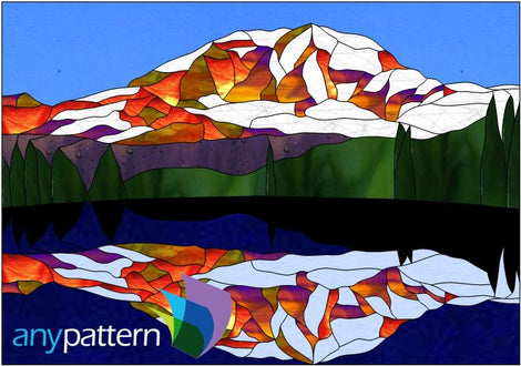 Freshwater Stained Glass Patterns