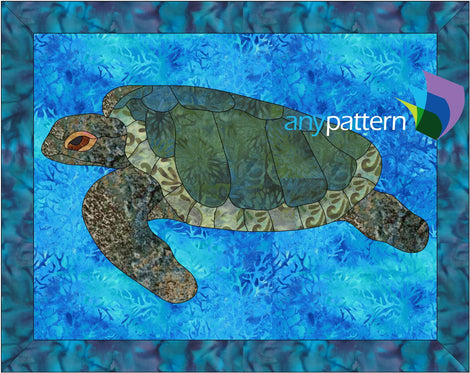 Wildlife Applique Quilt Patterns